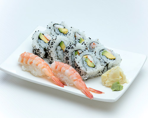 sushi catering
