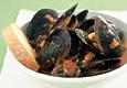 Mussels in Chilli Tomato Sauce