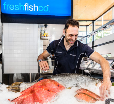 About Fresh Fish Co.